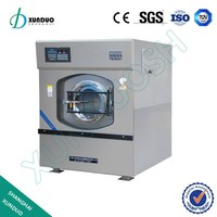 100kg Fully Automatic Washer Extractor Commercial
