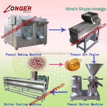 Almond Butter Maker|Nutmeal Production Line|Groundnut Butter Making Machine