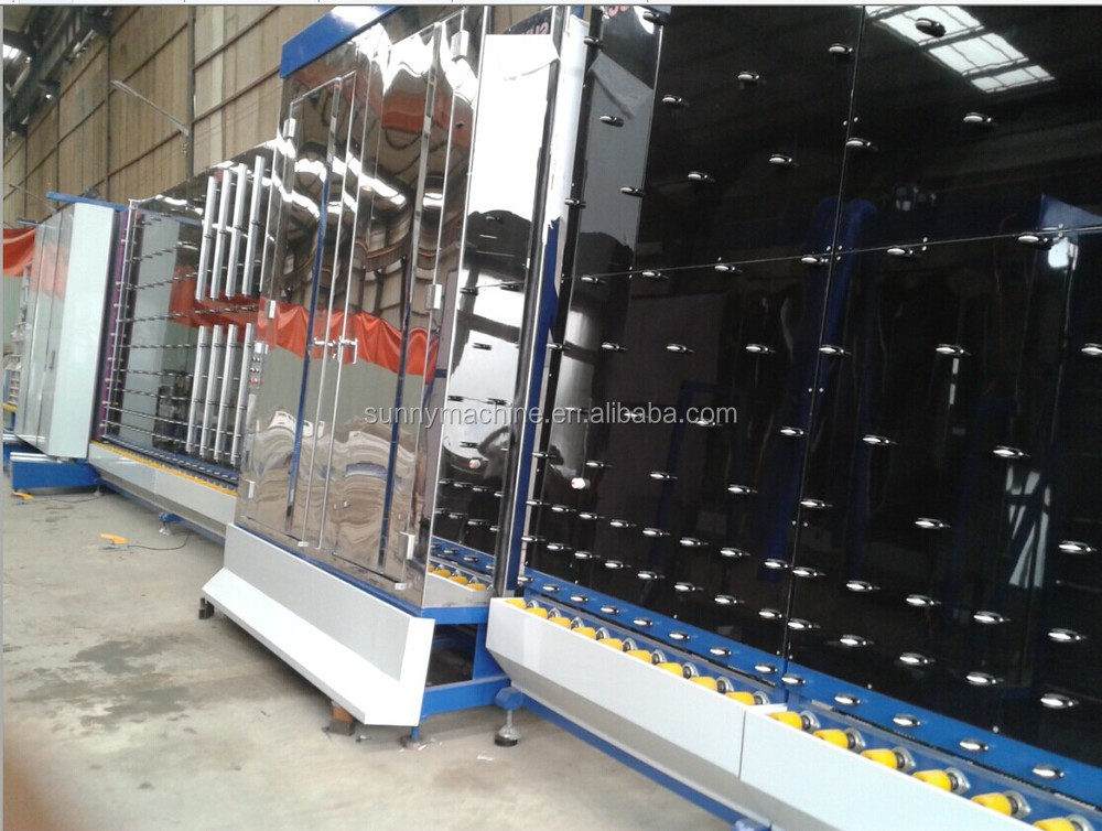 Double glazing glass line