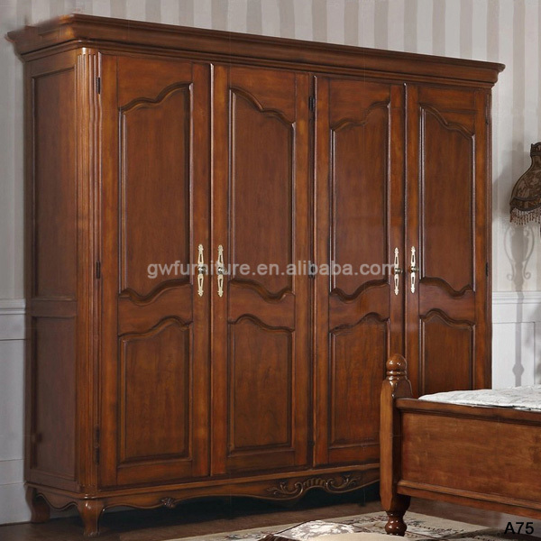 American antique wood tv armoire a125 buy solid wood for Armoire tv design