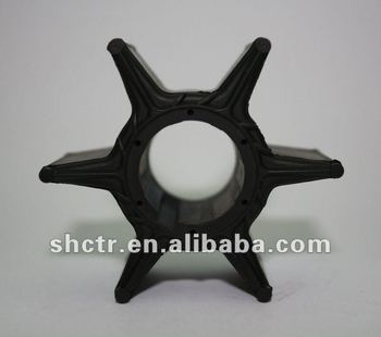 Outboard impeller replaces Yamaha 688-44352-03-00(OEM No.S18-3070)
