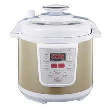 6L stainless steel Electric Pressure Cooker
