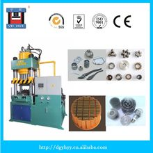 China 300 ton hydraulic press aluminium extrusion machine for led tube with low price