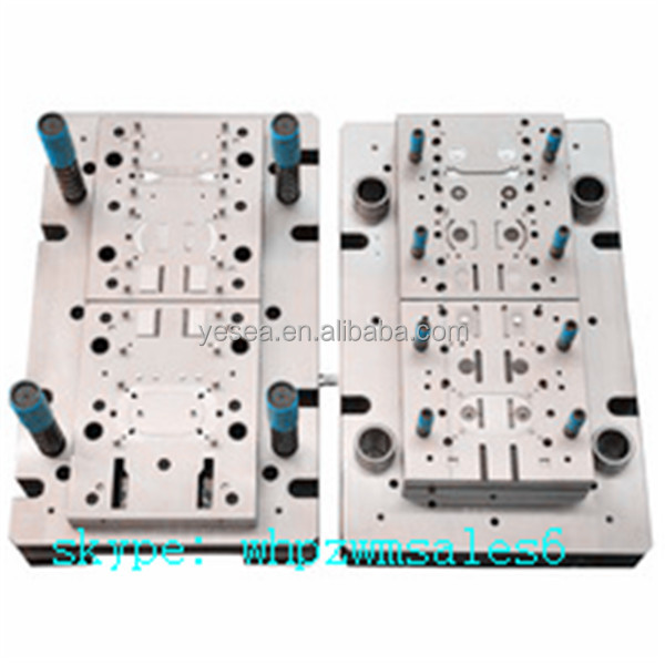 2015 Custom Electronics Components Plastic Injection Mould Making