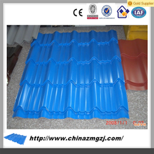 China supplier lowes sheet metal roofing sheet price corrugated steel sheet for roofing