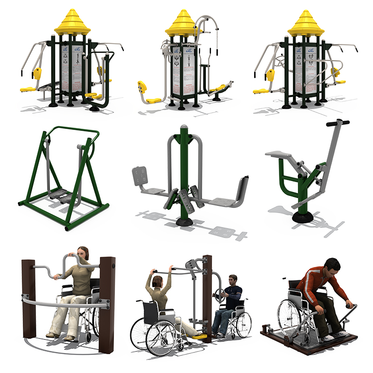 Galvanized Steel Fitness Equipment Overhead Ladder Physical Exercise Outdoor Aerial Ladder Body Strong Fitness Monkey Bar