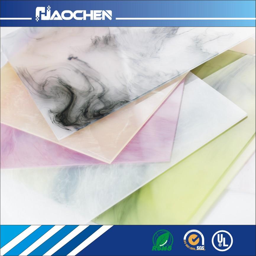 Alabaster Sheet Pattern : China supply marble pattern acrylic alabaster sheet