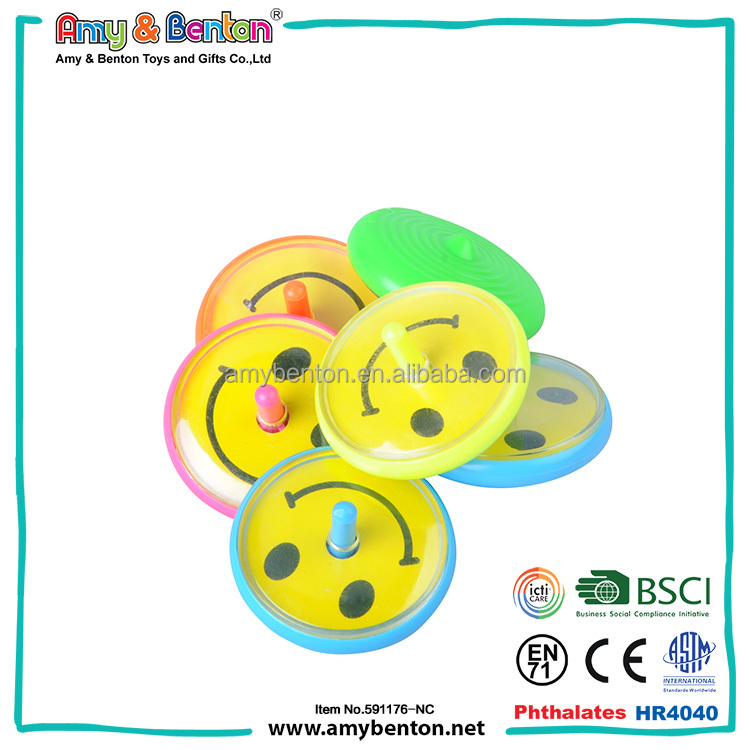 Colorful innovative toys plastic classic beyblades for children