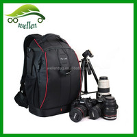 Shoulder camera bag SLR camera bag, professional burglar camera backpack
