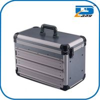 Promotional beautiful stylish cool metal tool case