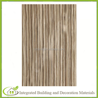 engineered zebra wood veneer for furniture/plywood