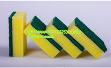 Scrubbing cleaning cheap sponges/kitchen scouring pad US $0.2-0.5 / Pie