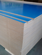 4x8 furniture usage melamine laminated mdf sheet from shouguang