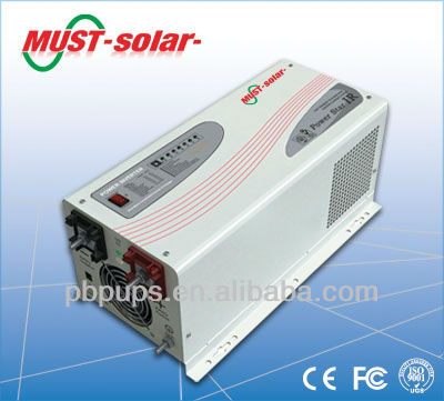 12vdc 220vac power inverter 1500w LED/LCD display dc to ac inverter
