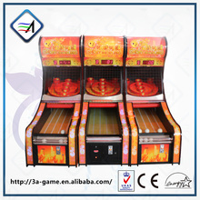 Popular electronic bowling games machine ticket redemption games Ghost Bowling for sale