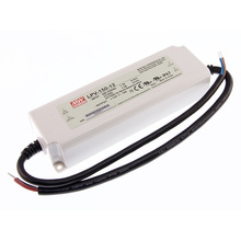 MeanWell Plastic Case IP67 12 volt 5 amp led driver 0~10A 150W Single Output 12v Switching Power Supply