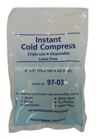 instant cold/ice pack(compress)