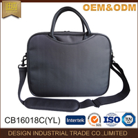 Promotion brand designer handbags stationery set office laptop trolley bag