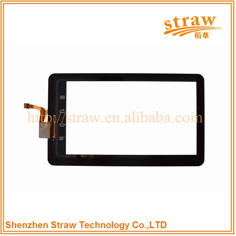 Good Quality Glass+ Glass 7 inch Capacitive Multi Touch Screen Touch Panel for Laptop