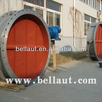 1200mm flange butterfly valve