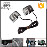 led decoration door ghost shadow light lights All Car door logo lamps LED light car accessories