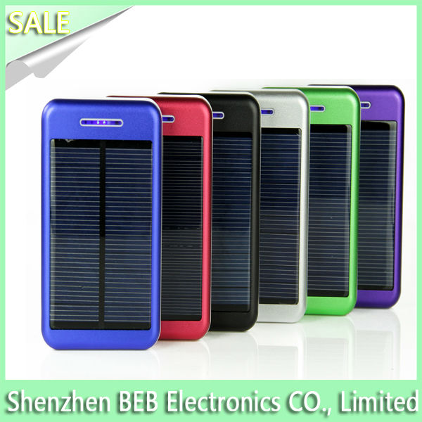 13800mah universal multi function solar cell phone charger for iphone 6 plus