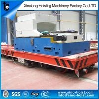 Easy Operated Precast Concrete Workshop Using Transport Trailer For Transporting Metal Piece