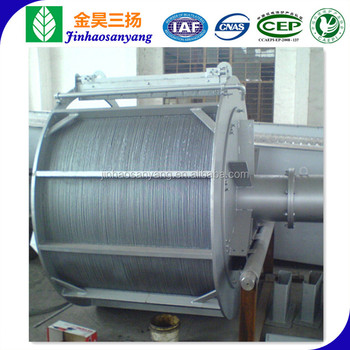 High quality mechanical bar screen rotary drum screen / rotating filter drum bar screen machine
