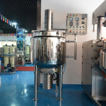 chemicals dishwashing liquid making machine, liquid soap mixing tank