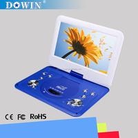 china factory wholesale USB SD GAME Mobile DVD Video-disc Machine EVD Player Portable DVD 10.1 HD Screen With Long Battery Life