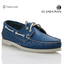 Boat shoes for men made from guangzhou China manufacturer casual shoe