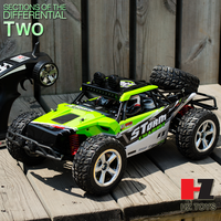 RC toy car 6CH big plastic remote control toy truck for klift car vehicle