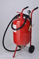 Designer most popular sandblaster used cleaning machine