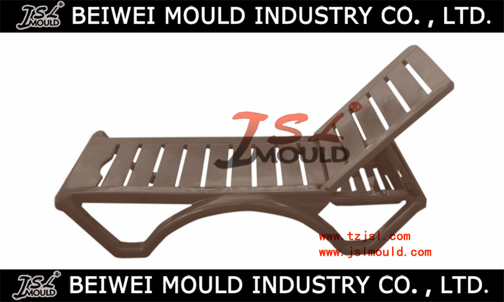Plastic Foldable beach chair injection mould