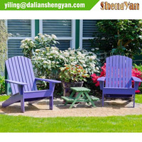 Buy wooden Outdoor chaise lounge chair / Folding Adirondack Chair ...