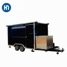 New Designed Multifunctional Street mobile food truck fruit carts for sale