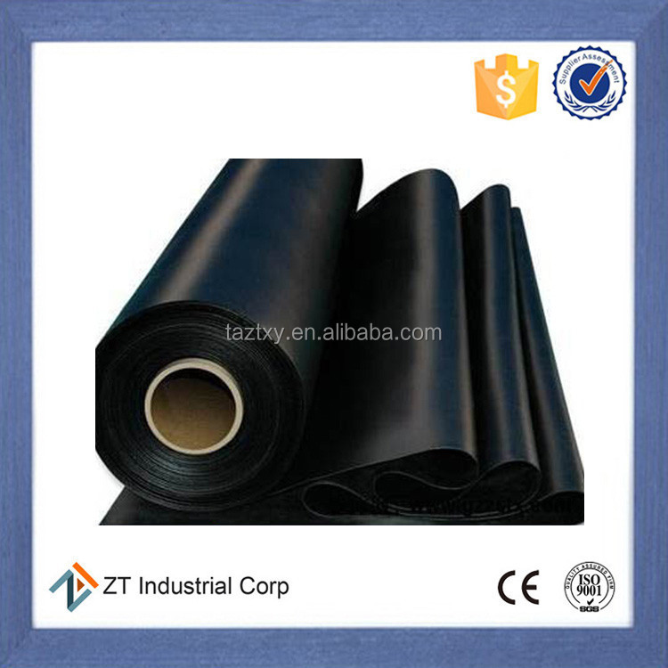 high density polyethylene (hdpe) geomembrane