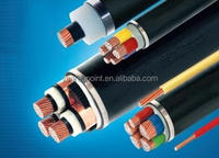 XLPE Insulated PVC Sheathed Low Voltage Shipboard Power Cable