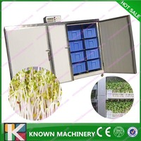 factory price mung bean sprout machine/soybean growing machine