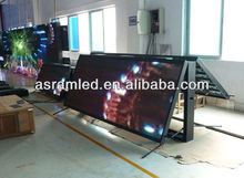 alibaba express p16 programmable high birghtness waterproof double sided outdoor scrolling outdoor led open closed sign