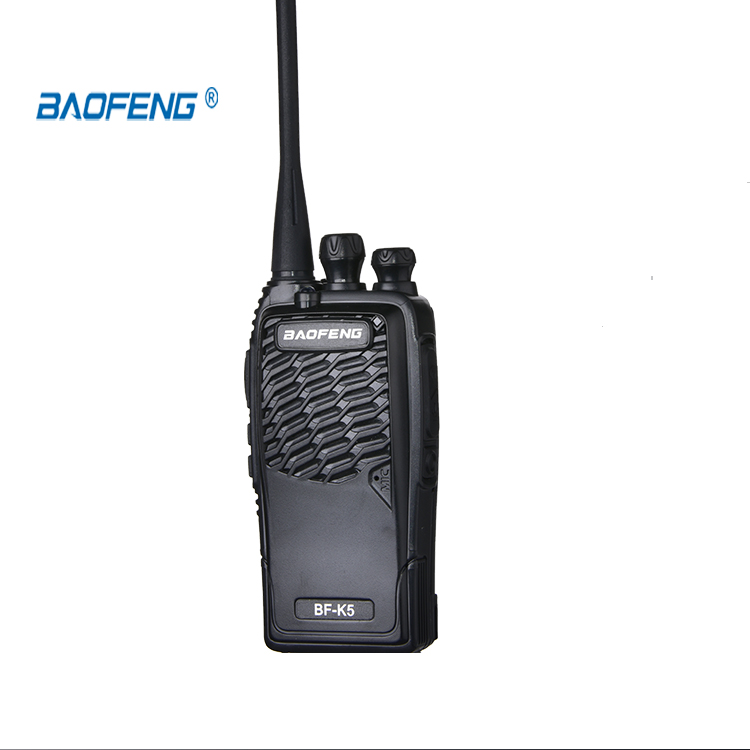 Baofeng Walkie Talkie BF-K5 Cheaper Two Way Radio Wireless Fm Portable Radio