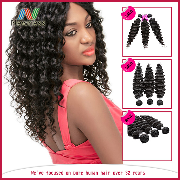 Fashion style Fast delivery 100% natural brazilian deep wave human hair wholesale brazilian virgin hair