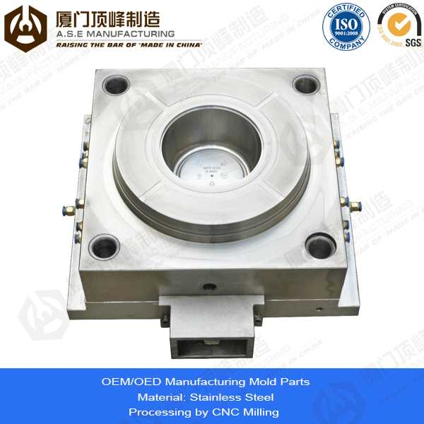 Xiamen A.S.E OEM Manufacturing Mold Parts for venture capital fund