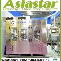 High Speed Automatic Food Beverage Machinery