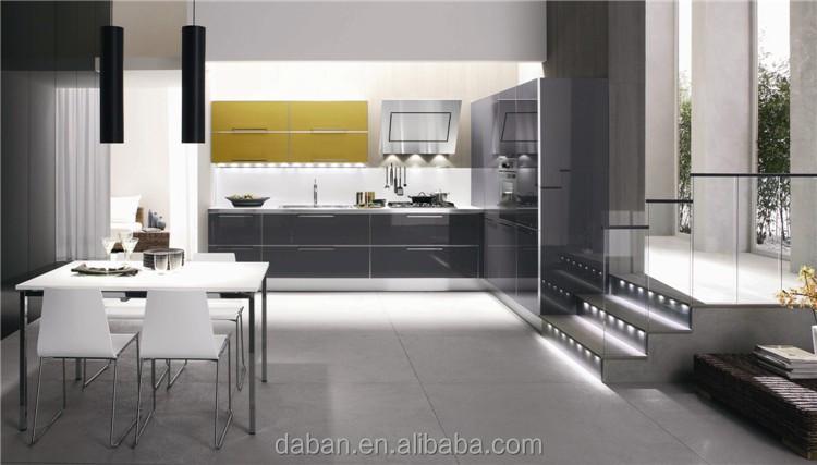 best verkopende aantrekkelijke moderne keuken ontwerp modellen-keuken ...