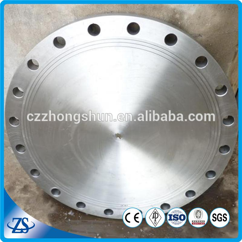 asme b16.5 blind flanges class 1500 lbs for oil and gas filed
