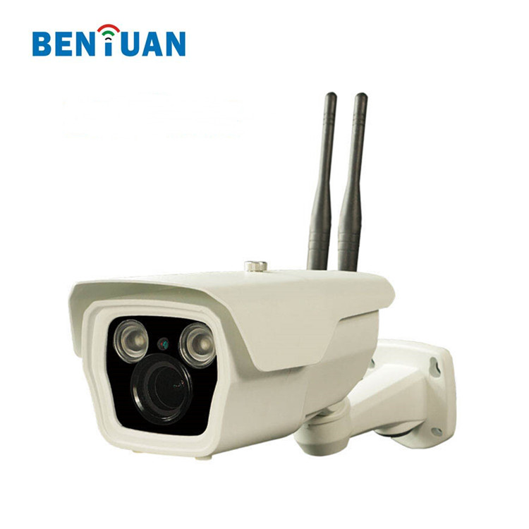 BenYuan New Product 1.0MP 720P Night Vision Waterproof 4G IP Camera for Network