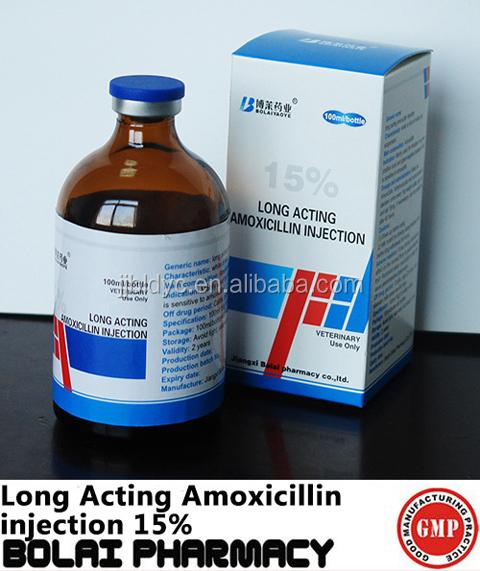 Amoxil Vials for Injection 500mg