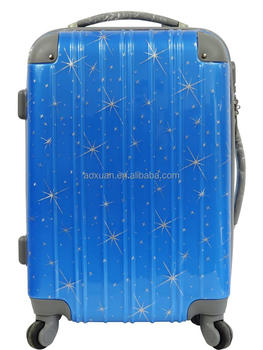 Travel luggage ABS PC luggage suitcase abs pc luggage
