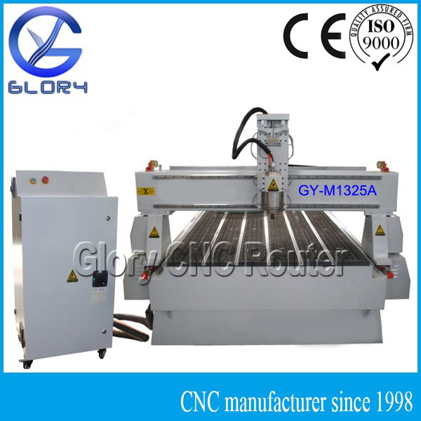 3 Axis CNC Router Carving Machine with Vacuum System